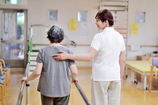 介護老人保健施設‗リハビリ