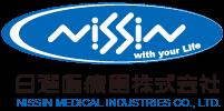 日進医療器 ロゴ