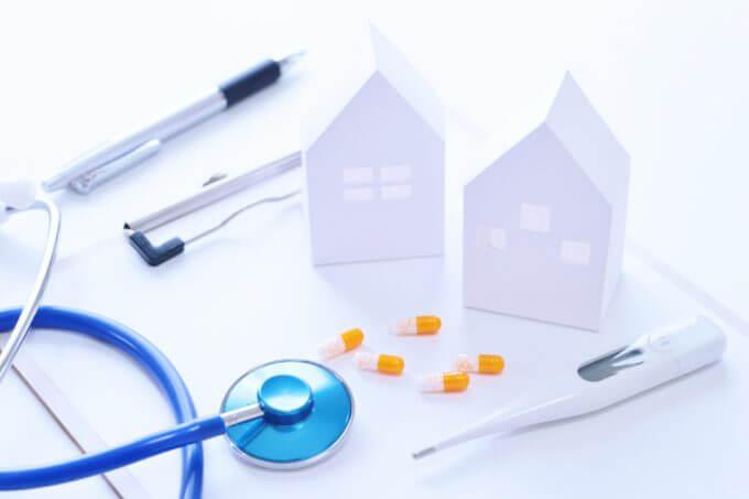 在宅医療での多職種連携